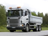Scania G480 6x4 Tipper 2010–13 pictures