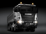 Scania G400 8x8 Tipper Off-Road Package 2011 images