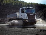 Scania G440 6x6 Tipper Off-Road Package 2011 images