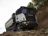 Scania G360 6x4 Tipper Off-Road Package 2011 photos