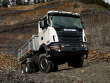 Scania G440 6x6 Tipper Off-Road Package 2011 pictures