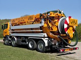Scania G480 8x2 Sewer Cleaner 2012–13 photos