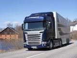 Scania G450 4x2 Streamline Highline Cab 2013 photos