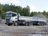 Scania G450 6x4 Tipper Streamline 2013 pictures