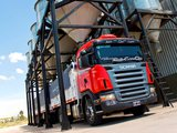 Scania G340 4x2 2005–11 wallpapers