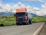 Scania G420 6x4 2005–11 wallpapers