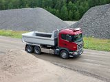 Scania G360 6x4 Tipper 2009–13 wallpapers