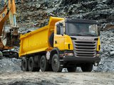 Scania G440 8x4 Tipper 2009–13 wallpapers