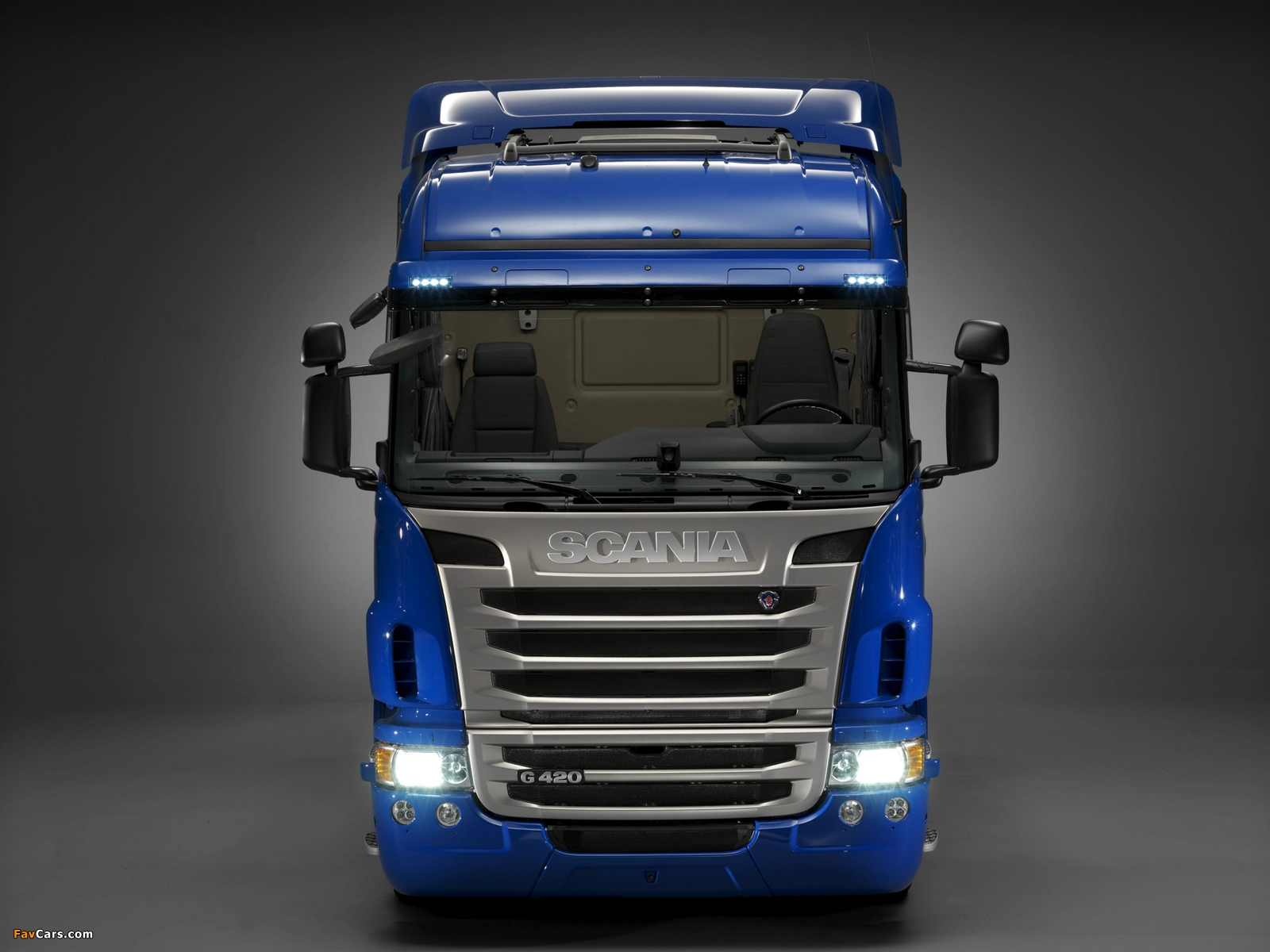 Scania G420 4x2 Highline 2010–13 wallpapers (1600 x 1200)