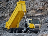 Scania G480 10x4 Tipper 2010–13 wallpapers