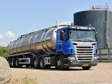 Scania G440 6x2 2010–13 wallpapers