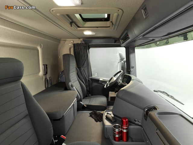Scania G440 6x2 2010–13 wallpapers (640 x 480)