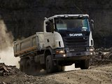 Scania G440 6x6 Tipper Off-Road Package 2011 wallpapers