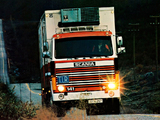 Scania LBS141 1972–81 pictures