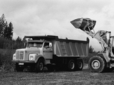 Scania L111 6x4 Tipper 1978–81 wallpapers
