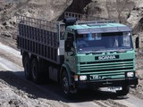 Images of Scania P112H 6x4 Tipper 1981–88