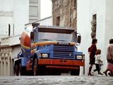 Scania T112E 6x4 Mixer 1982–90 photos