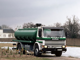 Scania 92H 4x2 Tanker 1985–88 images