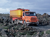 Scania T112H 6x2 1982–90 wallpapers