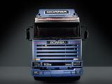 Photos of Scania R113M 4x2 Streamline 1988–95