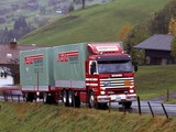 Scania R143M 6x2 1988–95 wallpapers