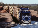 Scania 143H 500 6x2 Timber Truck 1988–95 wallpapers