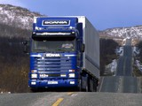 Scania R143M 4x2 1988–95 wallpapers