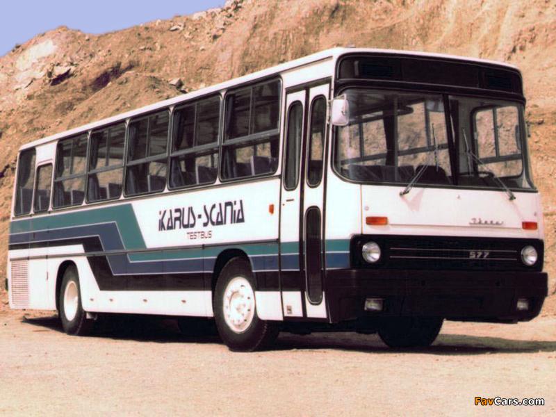 Photos of Ikarus 577 1983–87 (800 x 600)