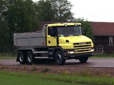 Images of Scania T124CB 6x4 400 Tipper 1995–2004
