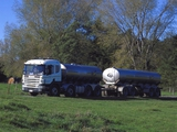 Images of Scania R124G 400 8x4 Tanker AU-spec 1995–2004
