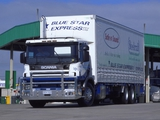 Images of Scania P94G 260 6x4 AU-spec 1995–2004