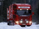 Images of Scania R144G 530 6x4 Timber Truck 1995–2004