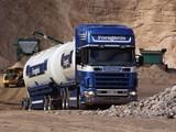 Images of Scania R164LB 480 6x2 Topline Tanker 1995–2004