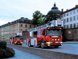 Images of Scania 94D 310 4x2 Crew Cab Firetruck by Metz 2000–04
