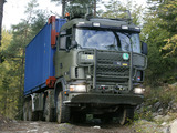 Images of Scania 124CB 8x4 HZ 1995–2004