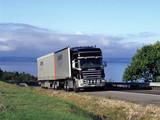 Photos of Scania R164L 480 6x4 Topline 1995–2004
