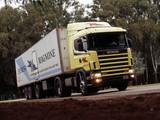 Photos of Scania R124G 360 4x2 1995–2004