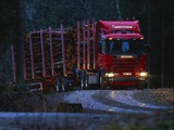 Photos of Scania R164GB 580 6x4 Timber Truck 1995–2004