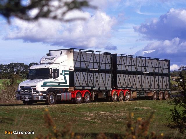 Photos of Scania T144G 530 6x4 AU-spec 1995–2004 (640 x 480)