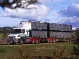 Photos of Scania T144G 530 6x4 AU-spec 1995–2004