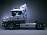 Photos of Scania T164L 580 4x2 Highline 1995–2004