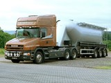 Pictures of Scania T124 6x2 Topline 1995–2004