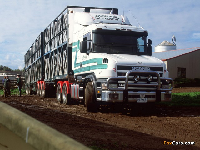 Pictures of Scania T144G 530 6x4 AU-spec 1995–2004 (640 x 480)