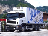 Pictures of Scania R124L 400 6x2 1995–2004