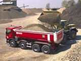 Pictures of Scania P124C 400 8x4 Tipper 1995–2004