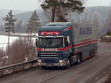 Pictures of Scania R144L 460 4x2 Topline 1995–2004
