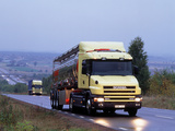 Pictures of Scania IV Series 1995–2007