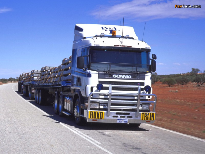 Pictures of Scania R144G 460 6x4 AU-spec 1995–2004 (800 x 600)