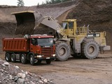 Pictures of Scania R124CB 470 8x4 Tipper 1995–2004