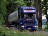 Scania R124L 420 6x2 1995–2004 images